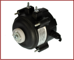 ECM_Refrigeration_motors