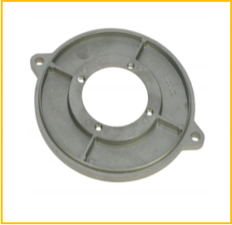 Burner Motor - Flanges