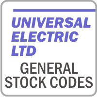 general stock codes