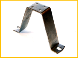 Mounting Pedestal - Angle Leg