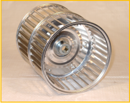 Double Inlet - Aluminium 1/2 hub bore