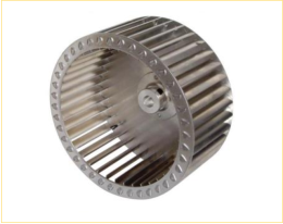 Single Inlet - Aluminium