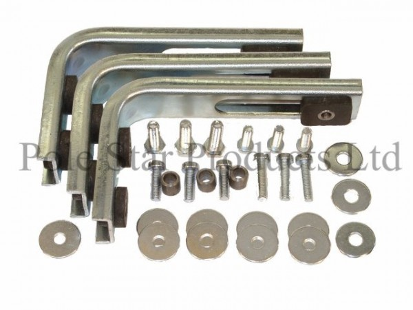 Bmkl blower mounting kit long pole star products for Blower motor mounting bracket
