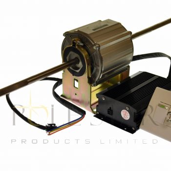 Brushless DC Energy Efficient Electric Motor