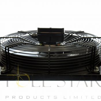 Plate Mounted Fans - three phase