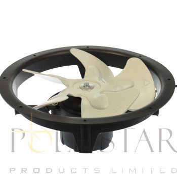 EC Ring Mount Fans - 154mm