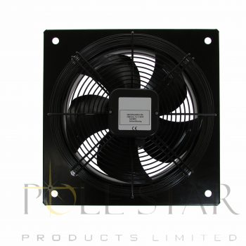 Plate Mounted Fans - single phase