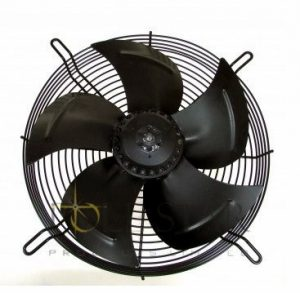 guard mounted axial caged fan