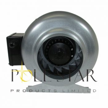 In-line Duct Co-axial Pipe Fans