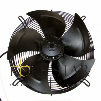 Axial Fans-Guard Mounting